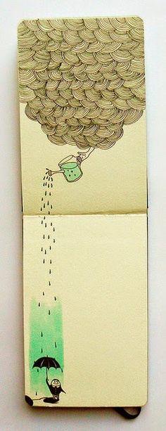 Porque nos encanta mirar nuestra #moneskine de vez en cuando...  #creatividad #web #posicionamiento www.decimoarte.com