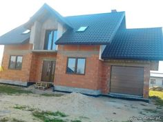 Realizacja ARN Tofi CE Home Fashion, Home Goods, Nice, House Styles, Outdoor Decor, Natural, Home Decor, Gardens, Two Story Houses