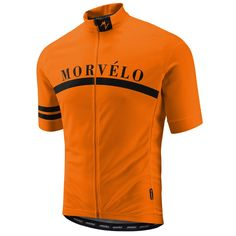 House Orange Cycling Jersey