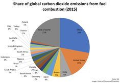Climate change: animation shows US leading the world in carbon emissions - Vox Impact Of Global Warming, Moral Responsibility, Technology Transfer, Paris Climate, Offshore Wind, Red State, Climate Action, Energy Storage