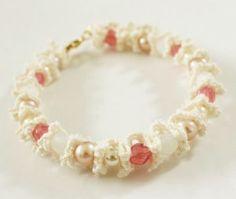 Super-Sweet Beaded Bracelet Pattern   AllFreeJewelryMaking.com