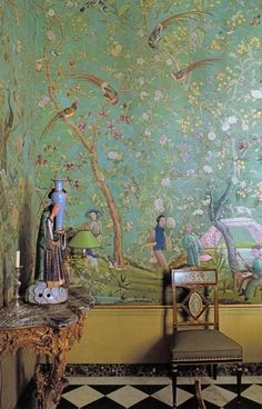 chinoiserie | Tumblr
