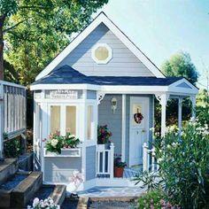Precious little cottage