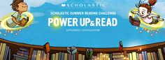 We hope you love the new artwork for the 2015 Summer Reading Challenge as much as we do! Click through to register your students & learn more! #summerreading