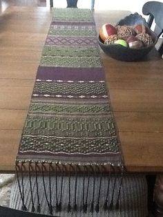 Ravelry: NB1's Table Runner