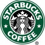 Starbucks Logo Label