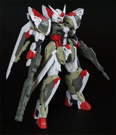 GUNDAM GUY: 1/100 Slash Strike Gundam - Customized Build