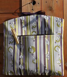 Doodle Stripe -- Day Dream Hedgerows. £14.00