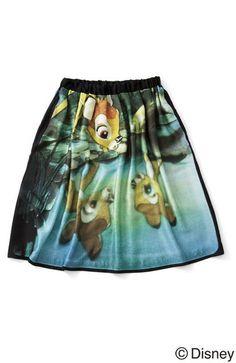 Bambi Skirt. Felissimo