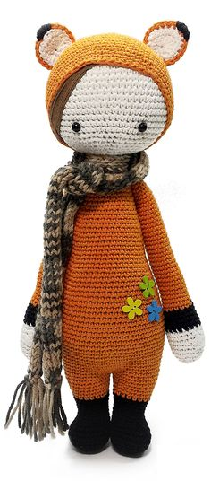 Fibi the fox. #amigurumi #crochet #crochettoy #toy #doll #amigurumidoll #art #handmade #lalylala #crochetdoll #амигуруми #игрушка #кукла #лиса #лисичка #лалилала #вязание #рукоделие #ручнаяработа #вязанаякукла #вязанаяигрушка