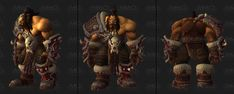 20 Absolutely Amazing Warlords Of Draenor Alpha Models You Have To See