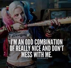 23 Joker quotes that will make you love Love Life Quotes, Sassy Quotes, Badass Quotes, Mood Quotes, Attitude Quotes, Girl Quotes, Woman Quotes, True Quotes, Harly Quinn Quotes