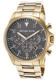 Michael Kors Gage Chronograph Black Dial Goldtone Mens Watch MK8361 *** You can find more details by visiting the image link.