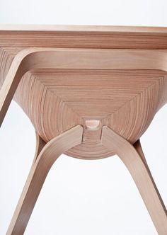 Tamashii Chair by Anna Štepánková