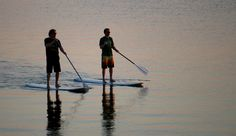 Stand-Up Paddle Boarding (SUP) , Outer Banks NC Outer Banks Nc, Paddle Boarding, Stand Up, North Carolina, Travel, Life, Get Back Up, Viajes, Destinations
