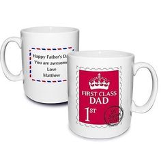 Customised mug printing by The Imaging Professionals. Fathers Day Gifts, Gifts For Dad, Kitchen Gifts, Red Kitchen, Customised Mugs, Class Design, Novelty Mugs, Mug Printing, Personalized Mugs