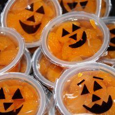 Healthy Halloween Class snack