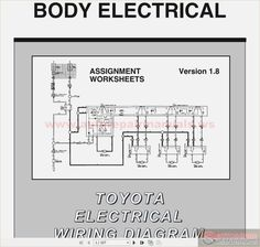 16 Best Toyota Wiring Images