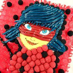 Tarta chuches #ladybug