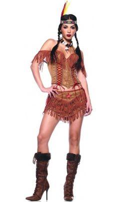 Costume de Princesse Indienne