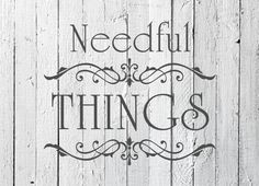 Shabby Chic Style, Shabby Chic Mode, Wand Tattoo, Needful Things, Silhouette, Ornaments, Home Decor, Frame, Pictures