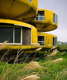 UFO House Sanjhih, Taiwan