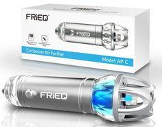 FRiEQ Air Freshener and Ionic Air Purifier