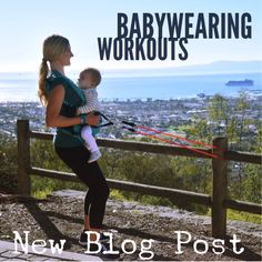 10 Minute Babywearing Workouts - LÍLLÉbaby Blog