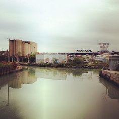 The beautiful Gowanus Canal