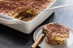 Dorie Greenspan's Milk Chocolate-Mochamisu Pie
