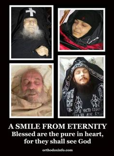 Once upon a time, seeing pics of monastics in death troubled me greatly. Now...not so much. Their peace and the gentle smiles that appear days and hours later simply indicate the welcome they receive when they arrive at the Church Triumphant.