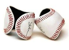 Cool idea for baseball fans. Be trendy & get autographs at the same time.