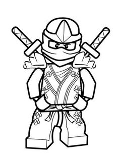 Ninja Coloring Pages: Here is our collection of best 10 ninja coloring pages to print of all ages. You simply need to download and give them to your darling, with a box of colors!