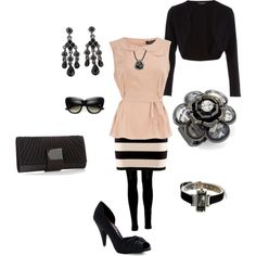 Pink and Black,