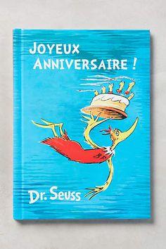 Joyeaux Anniversaire - anthropologie.com