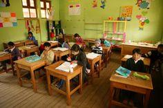 Peru - De meeste kinderen in Peru gaan naar school (97%). De kinderen uit deze klas in Porcon Bajo komen voornamelijk uit boerenfamilies.