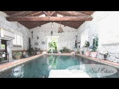 AB Real Estate France: #Carcassonne *** Excellent value for money *** Old village school with separate flat, Languedoc Roussillon, South of France