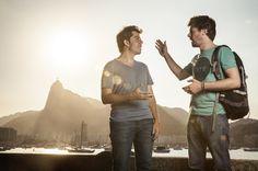 Jovens franceses viajam o mundo para falar com empreendedores