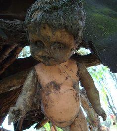 Travel Blog: Island of Dolls, Mexico