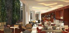 Didier Gomez Designs Renaissance Hotel Of La Republique  http://parisdesignagenda.com/