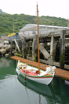 Dayboats Double Enders: 18' Kari faering