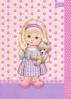 Картинки для декупажа. Дети (нарисованные,яркие) Ruth Morehead. Обсуждение на LiveInternet - Российский Сервис Онлайн-Дневников