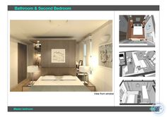 Arcbazar.com bedroom design contest submission by dhhA Architecture