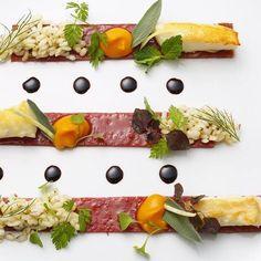 Bruno Ferrari posted via chefstalk app - #plating #gastronomy #artofplating #gastroart #chefstalk