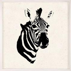 natural curiosities prima rossi zebra 1
