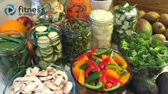 When life gets really hectic, it can make it a lot harder to have the energy and drive to take the time to prepare healthy meals, which is ironic because the more demanding your life and schedule, the more you need to be careful about properly fueling yourself to keep up with that demand. We know all of you have families, work, school, and a million other things going on in your lives as well, so we thought we'd share our food prep tips with you.