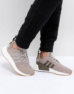 Adidas Originals NMD R2 zapatillas en gris lista de deseos Pinterest