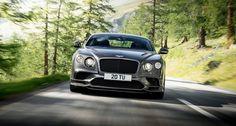 Für echte Bentley Boys – der neue Continental Supersports