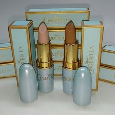 Disney Cinderella lipstick Set