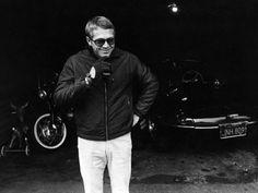 Steve McQueen. Another classic portrait.
